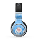 The Water Color Ice Window Skin for the Beats by Dre Pro Headphones