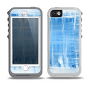 The Water Color Ice Window Skin for the iPhone 5-5s OtterBox Preserver WaterProof Case.png