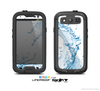 The Water Splashing Wave Skin For The Samsung Galaxy S3 LifeProof Case