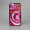 The Watercolor Bright Pink Floral Skin-Sert Case for the Apple iPhone 6 Plus