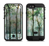 the watercolor glowing sky forrest  iPhone 6/6s Plus LifeProof Fre POWER Case Skin Kit
