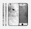 The Watered Floral Glass Skin for the Apple iPhone 6
