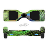 The Watered Neon Peacock Feather Full-Body Skin Set for the Smart Drifting SuperCharged iiRov HoverBoard