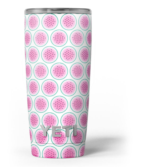 The_Watermelon_Polka_Dot_Pattern_-_Yeti_Rambler_Skin_Kit_-_20oz_-_V3.jpg