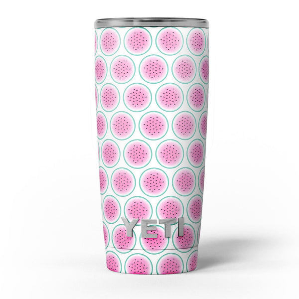 The_Watermelon_Polka_Dot_Pattern_-_Yeti_Rambler_Skin_Kit_-_20oz_-_V5.jpg