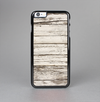 The White Painted Aged Wood Planks Skin-Sert Case for the Apple iPhone 6 Plus