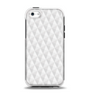 The White Studded Seamless Pattern Apple iPhone 5c Otterbox Symmetry Case Skin Set