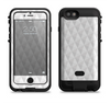 the white studded seamless pattern  iPhone 6/6s Plus LifeProof Fre POWER Case Skin Kit