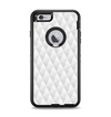 The White Studded Seamless Pattern Apple iPhone 6 Plus Otterbox Defender Case Skin Set