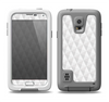 The White Studded Seamless Pattern Samsung Galaxy S5 LifeProof Fre Case Skin Set