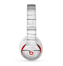 The White Wood Planks Skin for the Beats by Dre Studio (2013+ Version) Headphones
