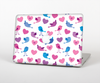 The White with Pink & Blue Vector Tweety Birds Skin Set for the Apple MacBook Pro 15""