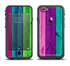 The Wide Neon Wood Planks Apple iPhone 6 LifeProof Fre Case Skin Set