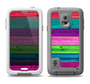 The Wide Neon Wood Planks Samsung Galaxy S5 LifeProof Fre Case Skin Set