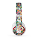 The Wild Colorful Shape Collage Skin for the Beats by Dre Studio (2013+ Version) Headphones