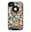 The Wild Colorful Shape Collage Skin for the iPhone 4-4s OtterBox Commuter Case