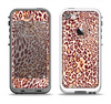 The Wild Leopard Print Apple iPhone 5-5s LifeProof Fre Case Skin Set