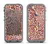 The Wild Leopard Print Apple iPhone 5c LifeProof Fre Case Skin Set