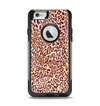 The Wild Leopard Print Apple iPhone 6 Otterbox Commuter Case Skin Set