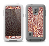 The Wild Leopard Print Samsung Galaxy S5 LifeProof Fre Case Skin Set