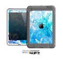 The Winter Abstract Blue Skin for the Apple iPad Mini LifeProof Case
