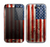The Wooden Grungy American Flag Skin for the Samsung Galaxy Note 2