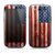 The Wooden Grungy American Flag Skin for the Samsung Galaxy S3