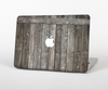 The Wooden Wall-Panel Skin Set for the Apple MacBook Pro 15""