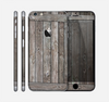 The Wooden Wall-Panel Skin for the Apple iPhone 6 Plus