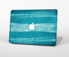 The Worn Blue Texture Skin Set for the Apple MacBook Pro 15""