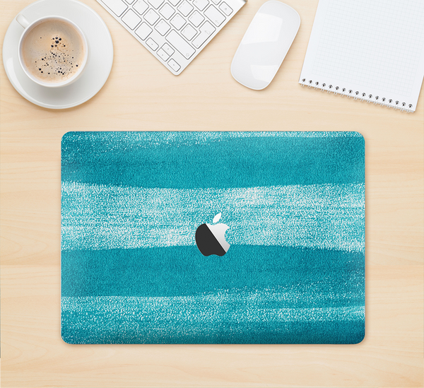 "The Worn Blue Texture Skin Kit for the 12"" Apple MacBook"