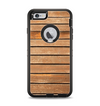 The Worn Wooden Panks Apple iPhone 6 Plus Otterbox Defender Case Skin Set