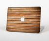 "The Worn Wooden Panks Skin Set for the Apple MacBook Pro 15"" with Retina Display"