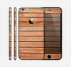 The Worn Wooden Panks Skin for the Apple iPhone 6 Plus