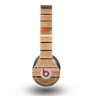 The Worn Wooden Panks Skin for the Beats by Dre Original Solo-Solo HD Headphones