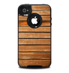 The Worn Wooden Panks Skin for the iPhone 4-4s OtterBox Commuter Case