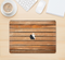 "The Worn Wooden Panks Skin Kit for the 12"" Apple MacBook"