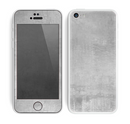 The Wrinkled Silver Surface Skin for the Apple iPhone 5c