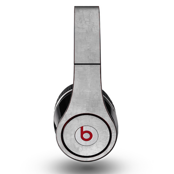 The Wrinkled Silver Surface Skin For The Original Beats By Dre Studio Designskinz