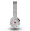 The Wrinkled Silver Surface Skin for the Original Beats by Dre Wireless Headphones