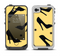 The Yellow & Black High-Heel Pattern V12 Apple iPhone 4-4s LifeProof Fre Case Skin Set