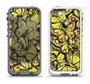 The Yellow Butterfly Bundle Apple iPhone 5-5s LifeProof Fre Case Skin Set