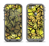 The Yellow Butterfly Bundle Apple iPhone 5c LifeProof Fre Case Skin Set
