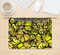 "The Yellow Butterfly Bundle Skin Kit for the 12"" Apple MacBook"