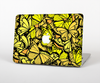 "The Yellow Butterfly Bundle Skin Set for the Apple MacBook Pro 15"" with Retina Display"