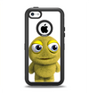 The Yellow Fuzzy Wuzzy Creature Apple iPhone 5c Otterbox Defender Case Skin Set