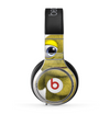 The Yellow Fuzzy Wuzzy Creature Skin for the Beats by Dre Pro Headphones