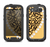 The Yellow Heart Shaped Leopard Samsung Galaxy S3 LifeProof Fre Case Skin Set