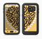 The Yellow Heart Shaped Leopard Full Body Samsung Galaxy S6 LifeProof Fre Case Skin Kit