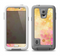 The Yellow & Pink Flowerland Samsung Galaxy S5 LifeProof Fre Case Skin Set